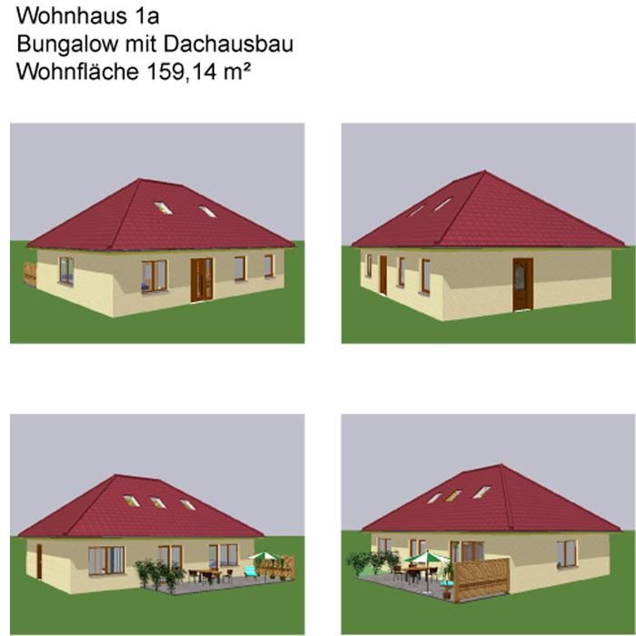 Traumhaus-Variante 1