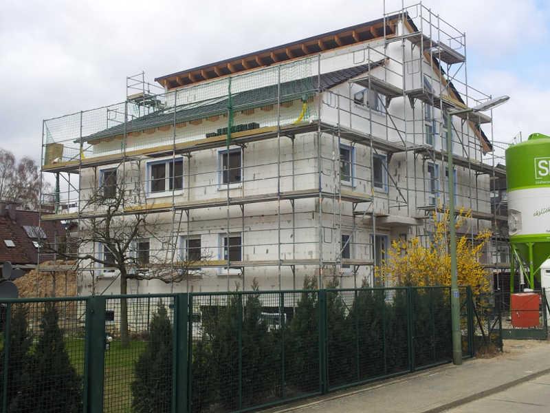Wohnhaus p k bau kusey gmbh co kg for Mehrfamilienhaus berlin