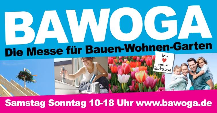 Besuchen Sie uns auf der BAWOGA 2019 in Wolfsburg.